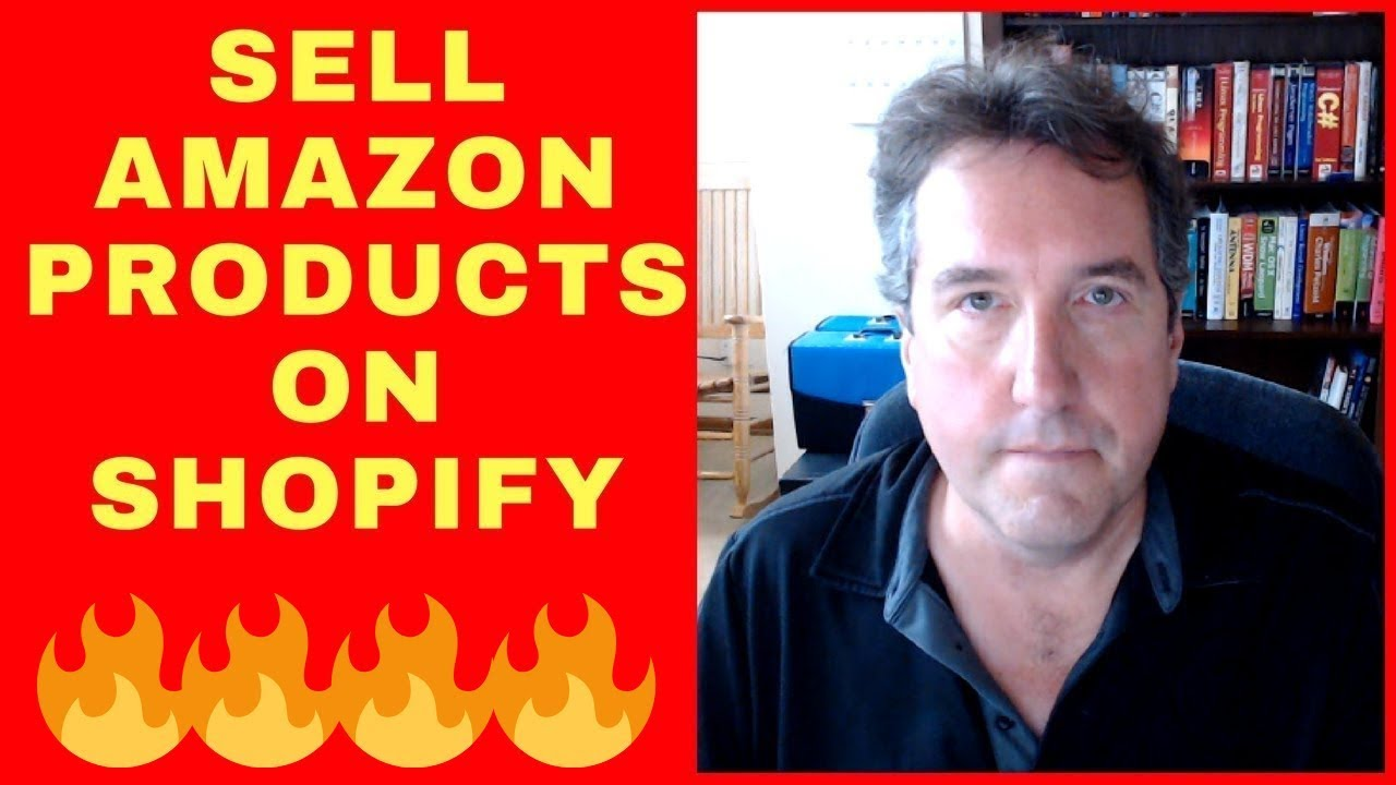 How To Sell Your Amazon Products In Your Shopify Store - YouTube