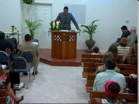 Culto de Domingo (2016-06-12) Maranatha (Pompano Beach, Florida)