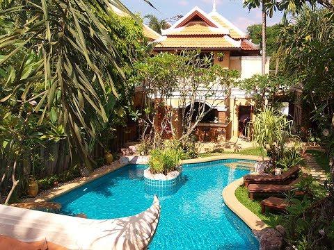 Thailand, Pattaya. Le Viman Resort 4*