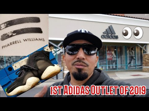 BUY 1 GET 1 50% OFF THE WHOLE ADIDAS OUTLET IN SAN MARCOS, TX