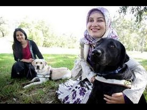 Are Muslims allowed Dogs ? ancient culture vs modern