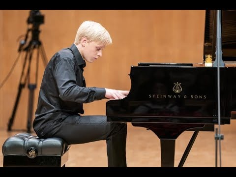 Alexander Malofeev - 2019 China International  Competition - Semifinal Round - RECITAL