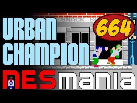 664/714 Urban Champion - NESMania