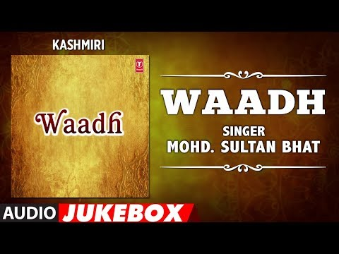 ►WAADH : MOHD. MOHD. SULTAN BHAT (Audio Jukebox)    T-Series Kashmiri Music