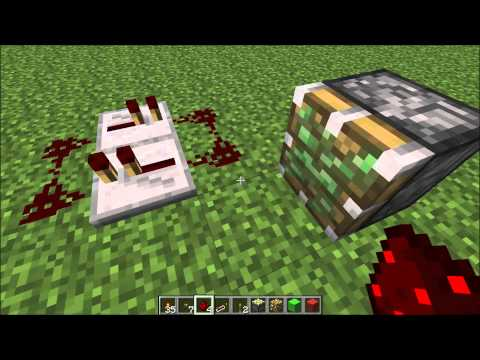 Minecraft|Fast Redstone Repeaters