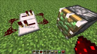 Repeat youtube video Minecraft|Fast redstone repeaters