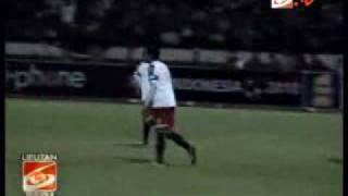 Arema vs Persik Kediri 4 0 Piala Indonesia 2010