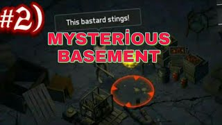 Dawn of Zombies mysterious basement