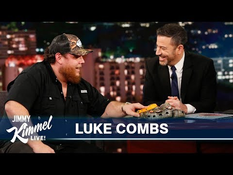 Michael J. - Who knew Luke Combs wanted to be a homicide investigator?