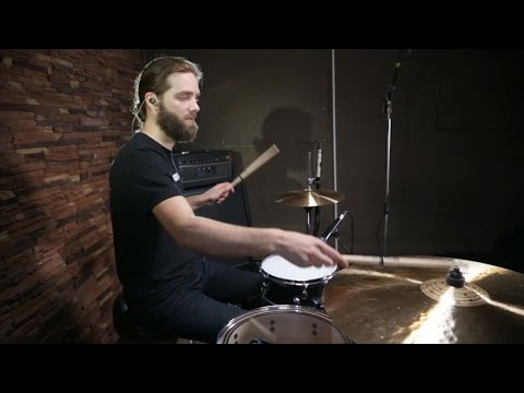 Advanced Funk Studies - Solo #3 / Dmitry Frolov - drums