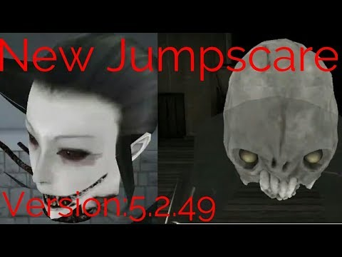 New Jumpscare of Krasue and Charlie(Eyes The Horror Game)Version:5.2.49