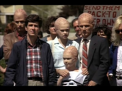 Alien Nation, District 9 And Donald Trump's Hair