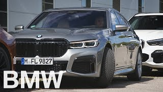 Automatically leave a parking spot – BMW How-To