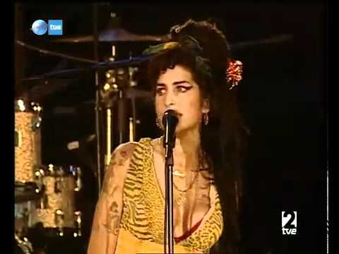 Amy Winehouse  Valerie  Madrid