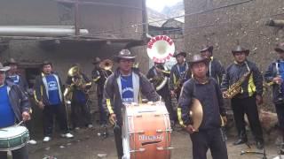 Banda Show Juventud Rosario  Huampará Yauyos.La Proforma (Huayno)