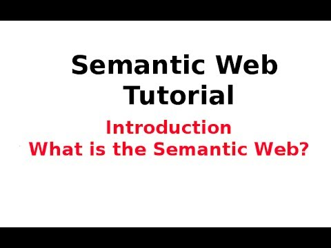 Semantic Web Programming Pdf
