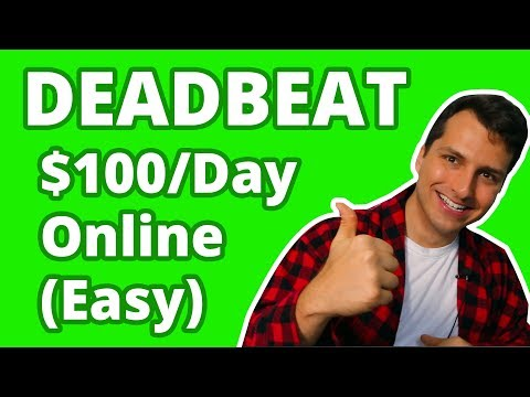 How to Make $100/Day Online EASY In This BILLION Dollar Market (LIVE)