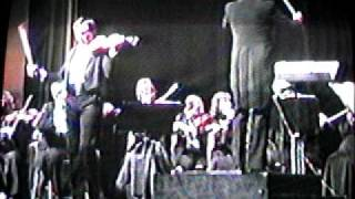 Life with Lewis Dalvit: Lewis Conducts Eugene Fodor Beethoven's Violin Concerto: 1st Movement-Part I Thumbnail