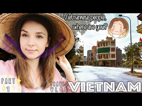 VIETNAMESE PEOPLE... WHERE ARE YOU? [Travel Vlog: Vietnam Part 1]