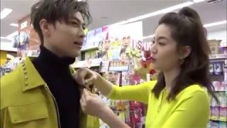 Gambar cover ChiaoWang (WangZi 王子 x Joanne Tseng 曾之喬) | Sweet Live Shopping in Japan March 10 2018