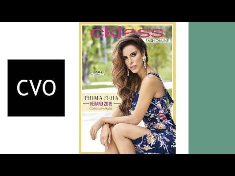 ce6fce07 Catálogo Cklass Primavera Verano 2019 FASHIONLINE Ropa *COMPLETO FULL HD* -  YouTube