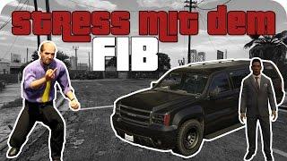 Stress mit dem FIB! 👮 GTA 5 LIFE MOD!! Multiplayer Roleplay Server