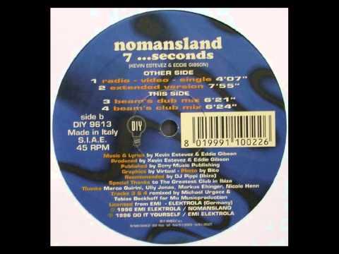 Nomansland - Seven Seconds (Beam's Dub Mix) Classic HD+ Premiere!!!