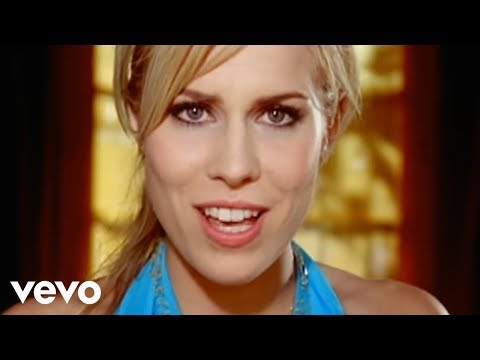 Natasha Bedingfield - These Words (Official Music Video)