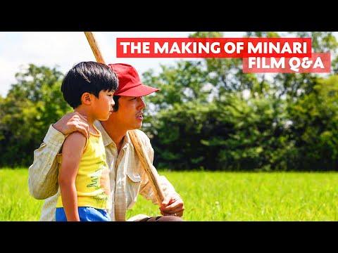 The Making Of Minari With Steven Yeun And Lee Isaac Chung | Film Q\u0026A