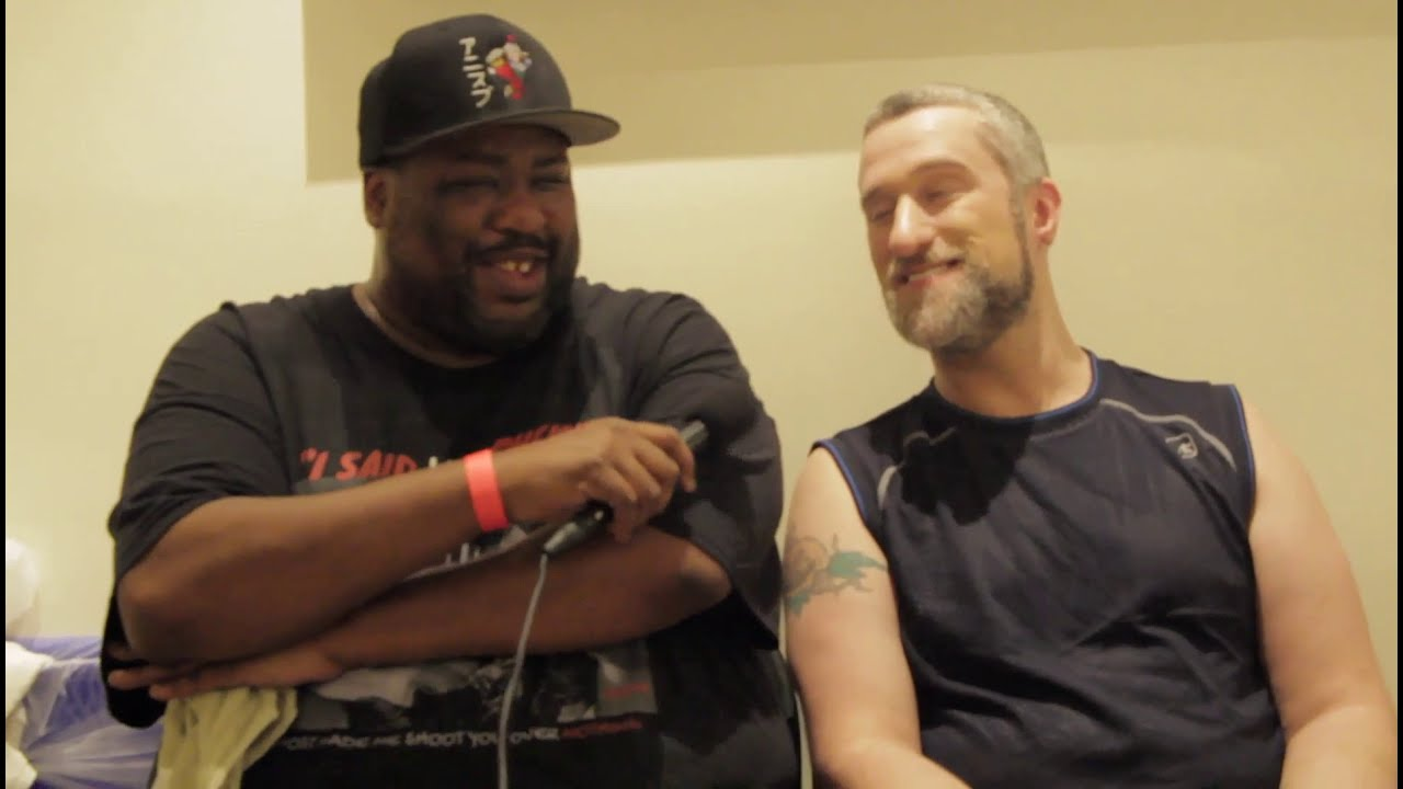 DUSTIN DIAMOND AKA SCREECH OF SAVED BY THE BELL: FULL CELEBRITY FIGHT POST INTERVIEW, FUTURE CAREER