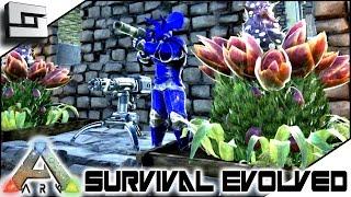 Ark: Survival Evolved - Preparing For War! S4e45   The Center Map Gameplay