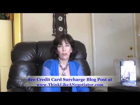 Credit Card Surcharge Unallowable In California And Other States