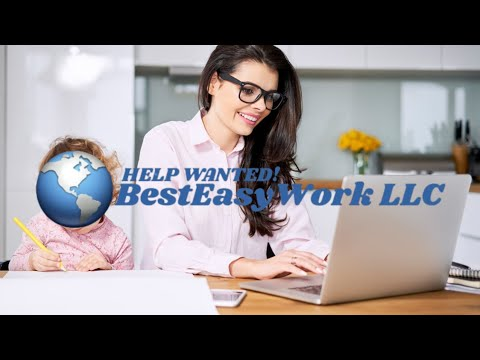 💎 Paid Direct Deposit - Best Easy Work From Home Jobs   BestEasyWork LLC - Make Money Online Jobs