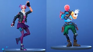 ALL LEAKED FORTNITE EMOTES AND SKINS (Patch 9.20) Howard the Alien Emote, Toy Soldiers, and More!