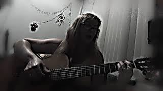 �������� ���� Рicture of my  life - GuitarLady( Jamiroquai cover) ������