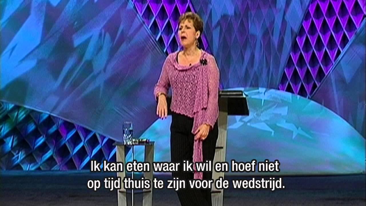 Vrijheid! – Joyce Meyer – Enjoying Everyday Life Nederlands
