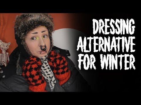 Dressing Alternative For Winter
