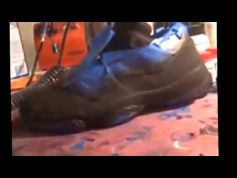 7eafb44d552 ... sale jordan 11 low matte black custom tutrorial ab403 e7639 shopping air  ...