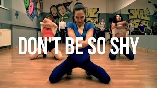 DON'T BE SO SHY ♥ Jazz Funk Dance Class | Choreography TANZALEX