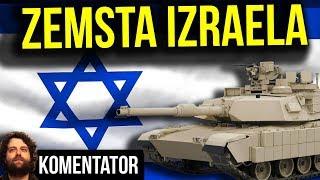 Zemsta Izraela za Psucie Biznesu przez co Zarabiają Mniej Pieniędzy - Analiza Komentator