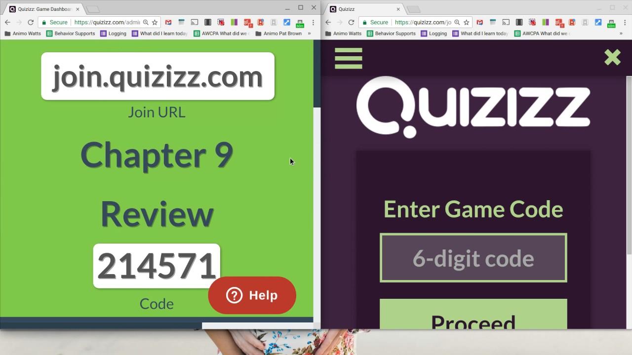 Quizizz Sign In