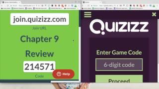 quizizz demo