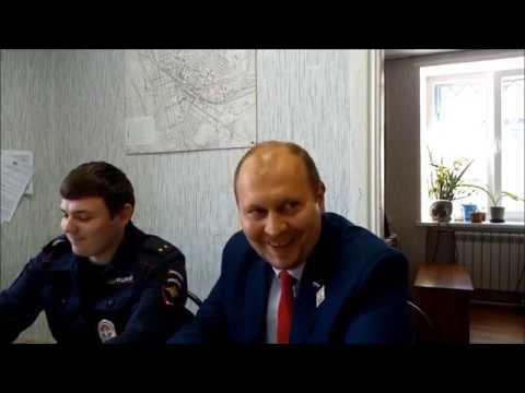 Администрация Мураши обращение в полицию ч  3 юрист Вадим Видякин