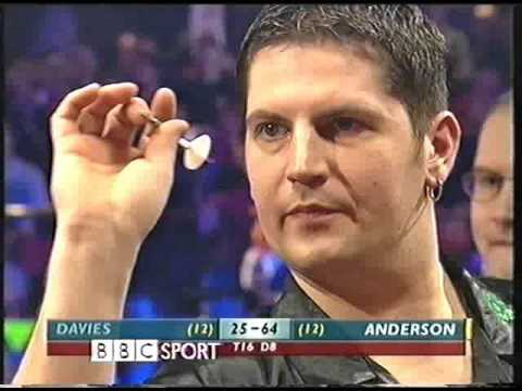 Darts World Championship 2003 Semi Final Gary Anderson vs Richie Davies