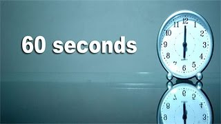 25 Things That Will Happen In The Next 60 Seconds
