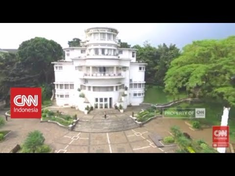 "Bandung, Surga ""Art Deco"" di Indonesia"