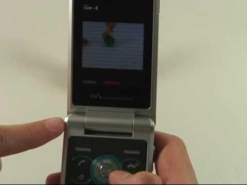 Sony-Ericsson W508 Test Kamera
