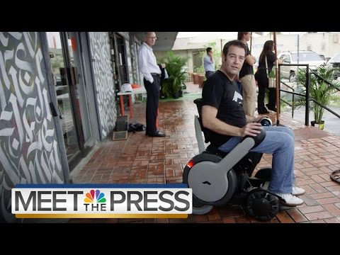 Miami Seeks Technology To Save The World | Meet The Press | NBC News