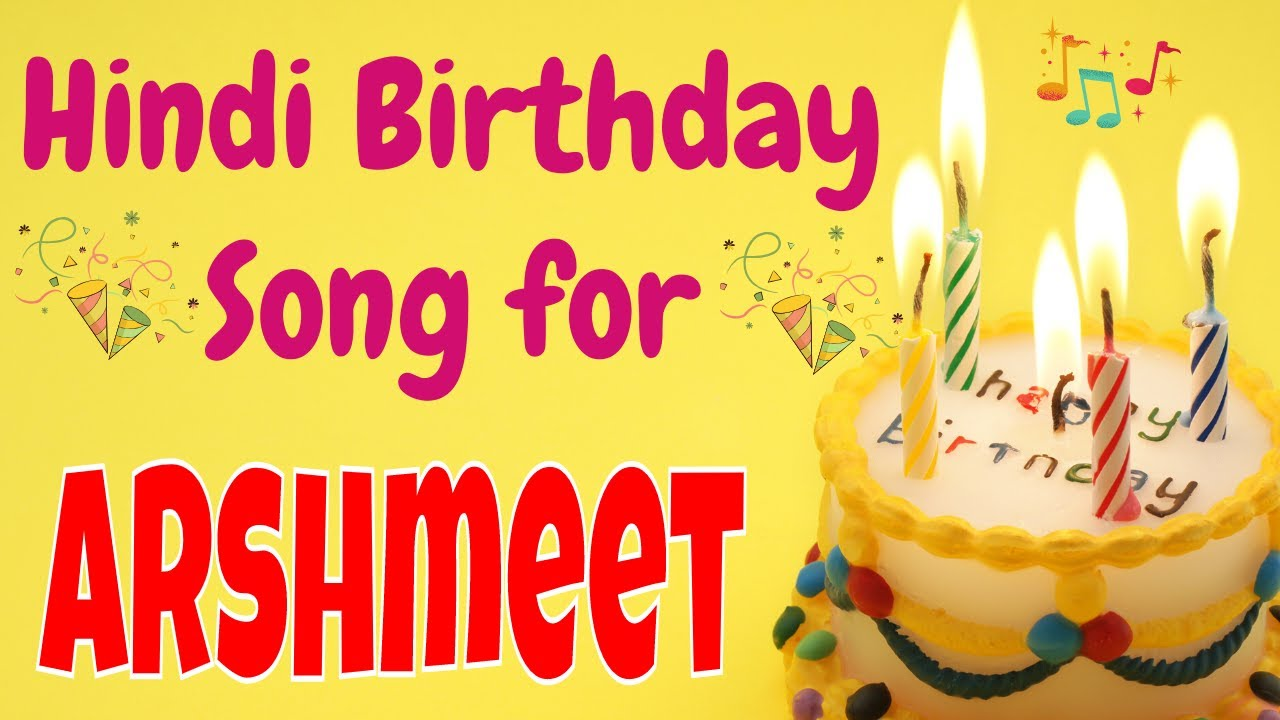 Happy Birthday Arshmeet Song | Birthday Song for Arshmeet | Happy Birthday Arshmeet Song Download