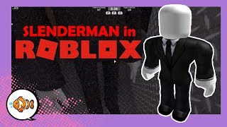 SLENDER MAN in Roblox? | Stop It Slender 2 Roblox Gameplay